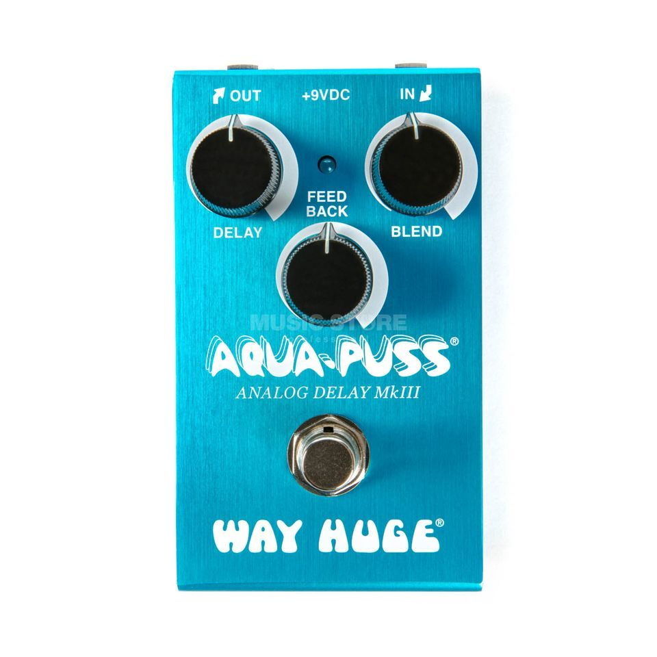 Way Huge Smalls Aqua Puss Analog Delay Mk III Product Image