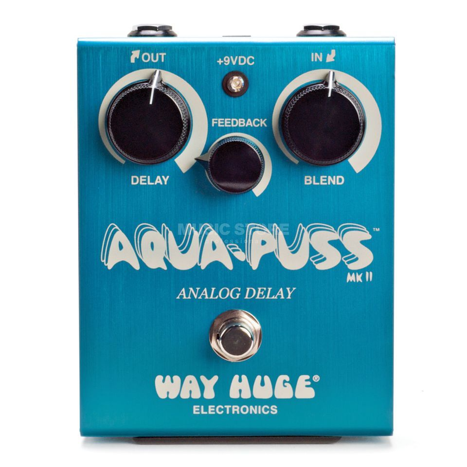 Way Huge WHE701 Aqua-Puss Analog Delay Produktbild