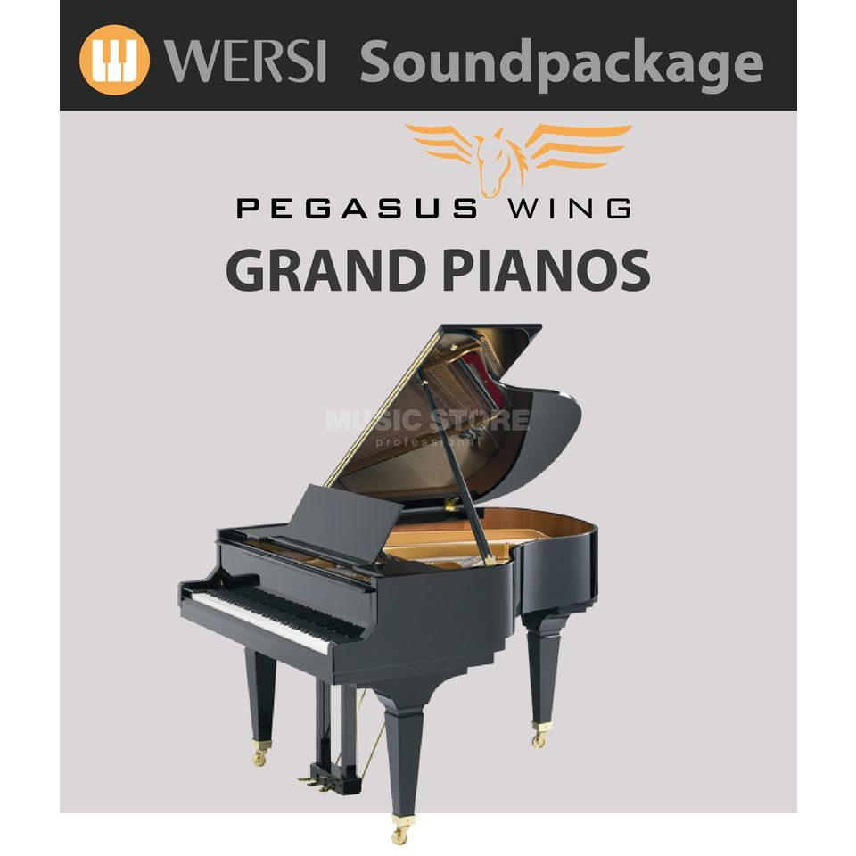 Wersi Grand Pianos Soundpackage for Pegasus Wing Product Image
