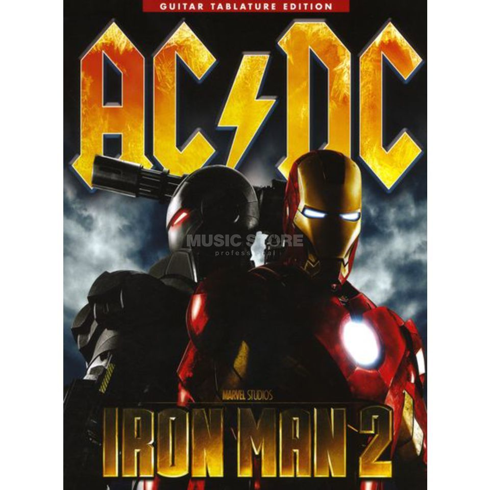 Wise Publications AC/DC: Iron Man 2 Produktbild