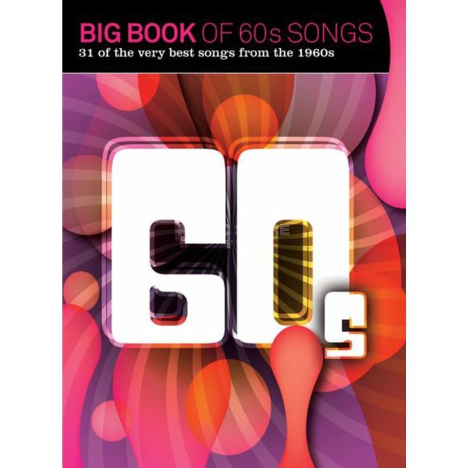 Wise Publications Big Book Of 60s Songs PVG Produktbild