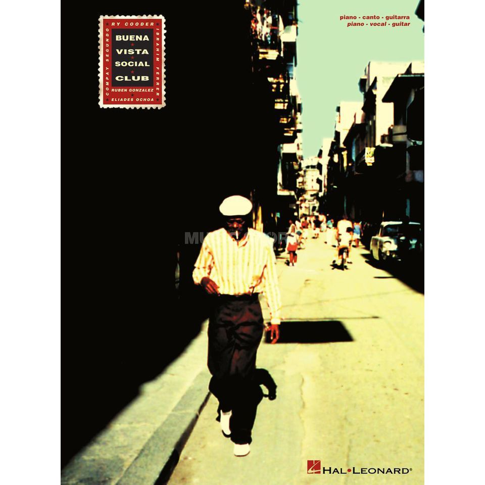Wise Publications Buena Vista Social Club Produktbild