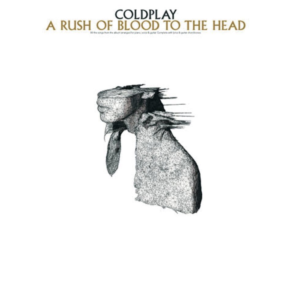 Wise Publications Coldplay: A Rush Of Blood To The Head PVG Produktbild