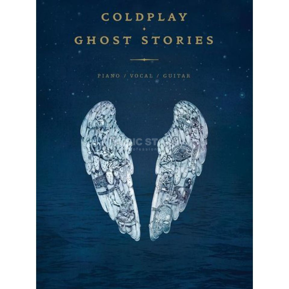 Wise Publications Coldplay: Ghost Stories Produktbild