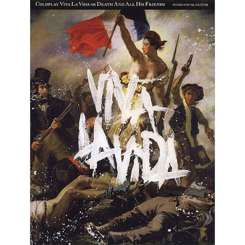 Wise Publications Coldplay: Viva La Vida PVG Produktbild