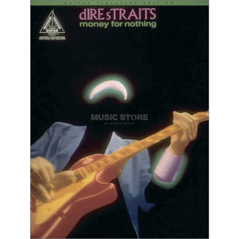Wise Publications Dire Straits: Money For Nothing Produktbild