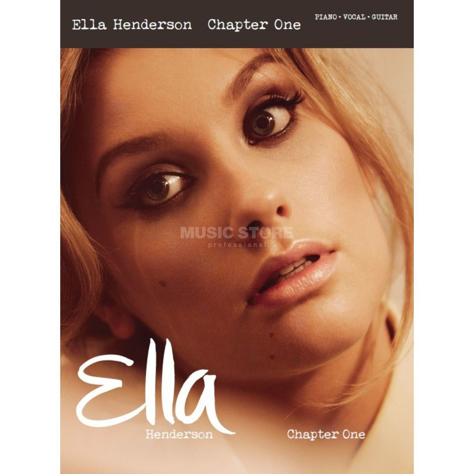 Wise Publications Ella Henderson: Chapter One Produktbillede