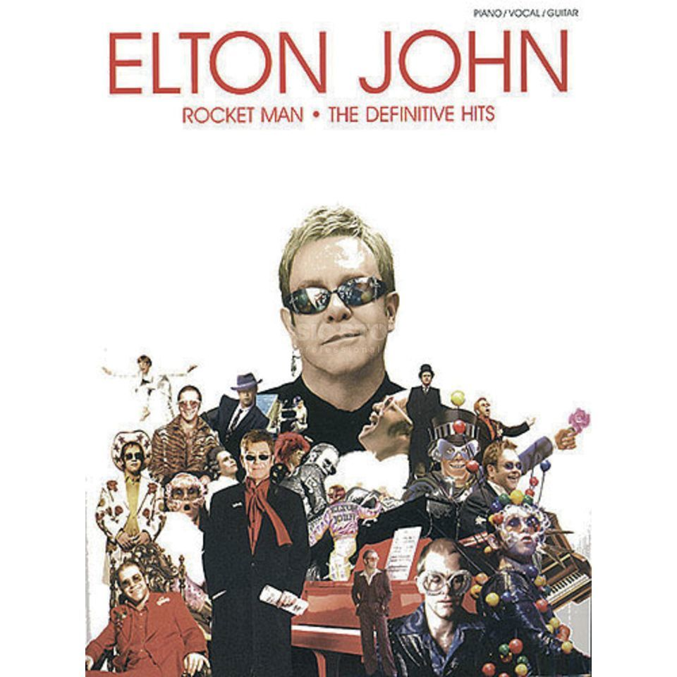 Wise Publications Elton John: Rocket Man - The Definitive Hits Produktbild