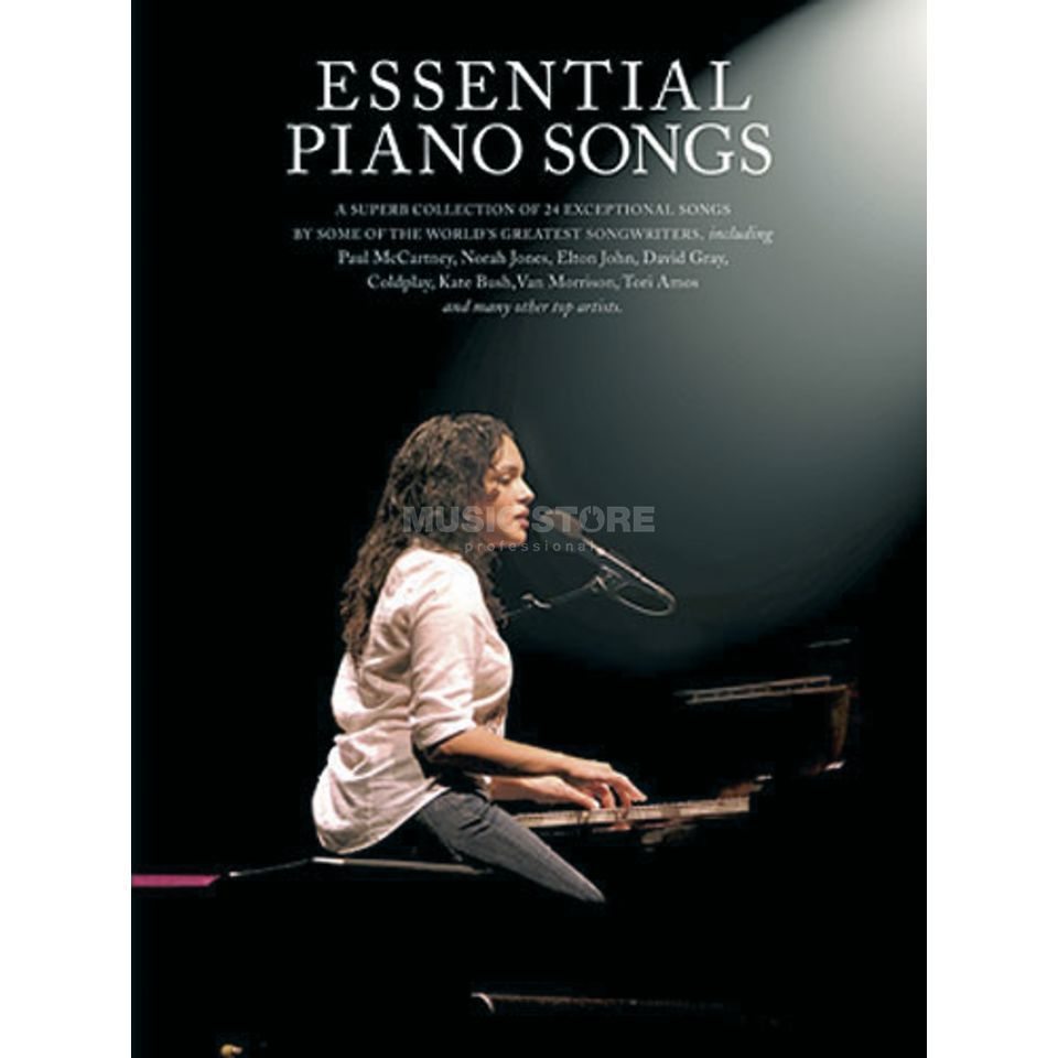 Wise Publications Essential Piano Songs PVG Produktbillede