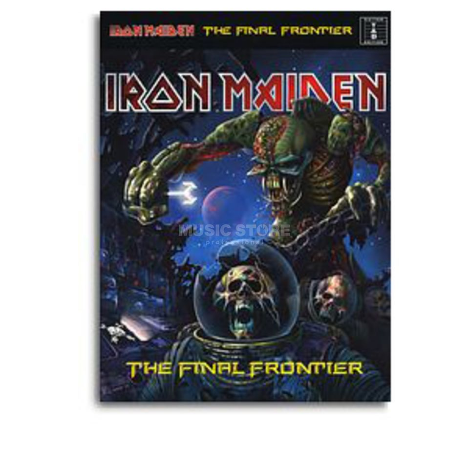 Wise Publications Iron Maiden: The Final Frontier Produktbillede