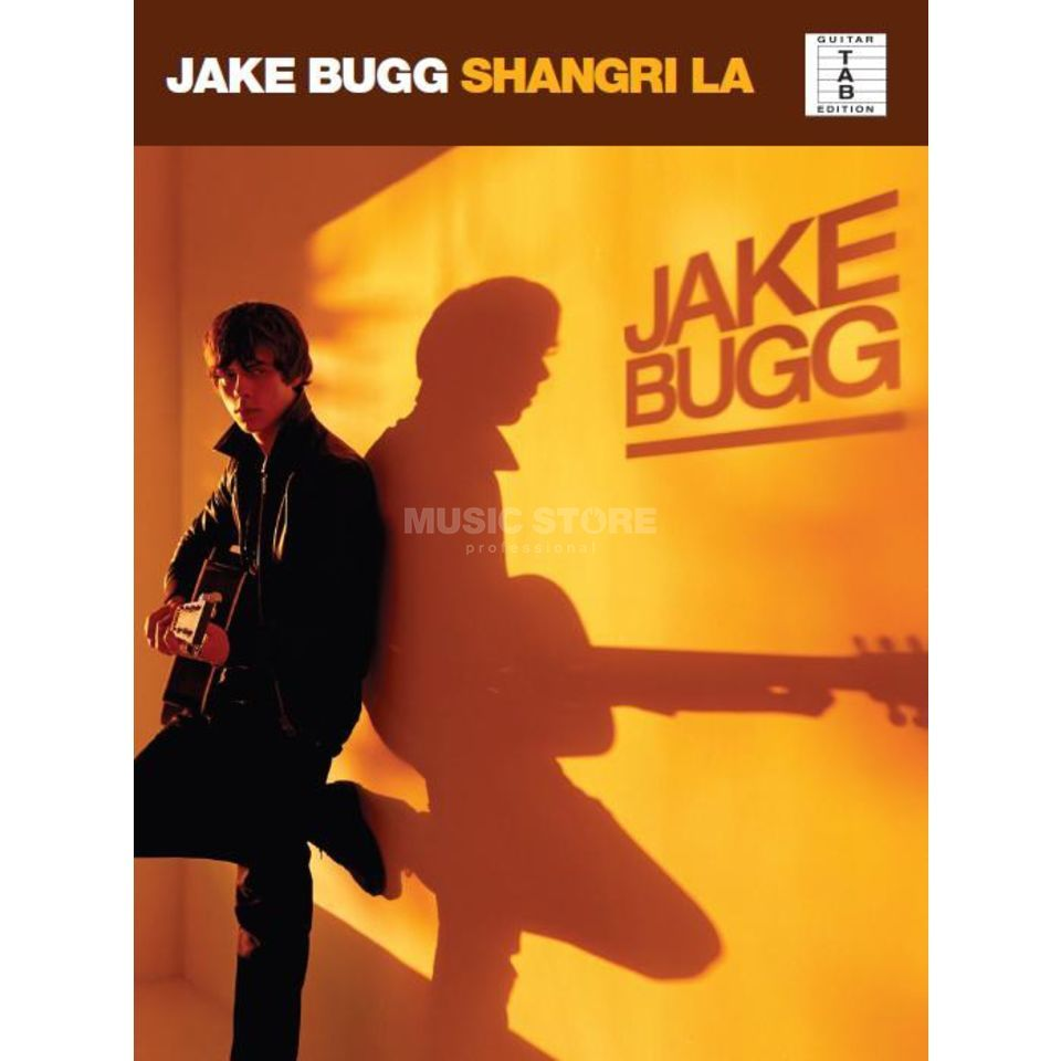 Wise Publications Jake Bugg: Shangri La Produktbillede