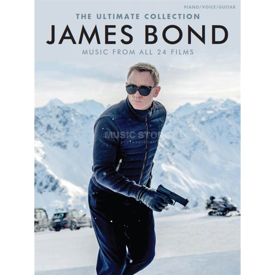 Wise Publications James Bond: The Ultimate Collection Produktbillede