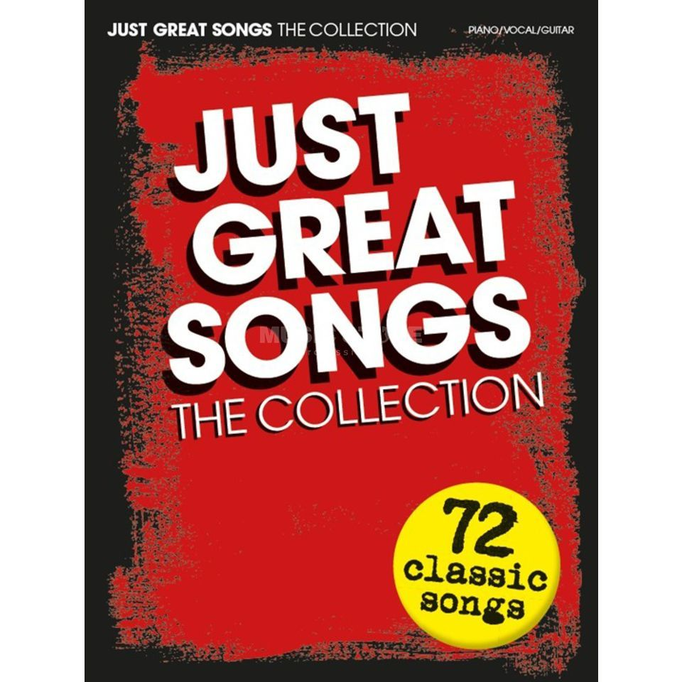 Wise Publications Just Great Songs: The Collection Produktbild