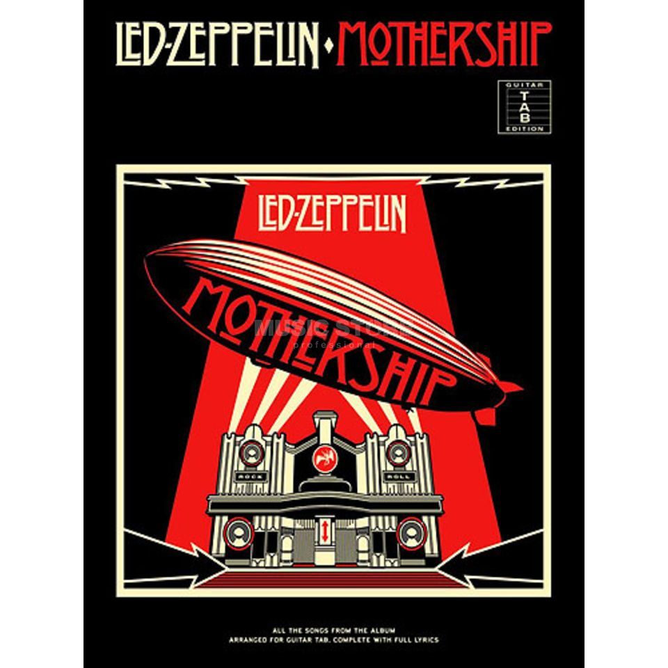 Wise Publications Led Zeppelin: Mothership Produktbild