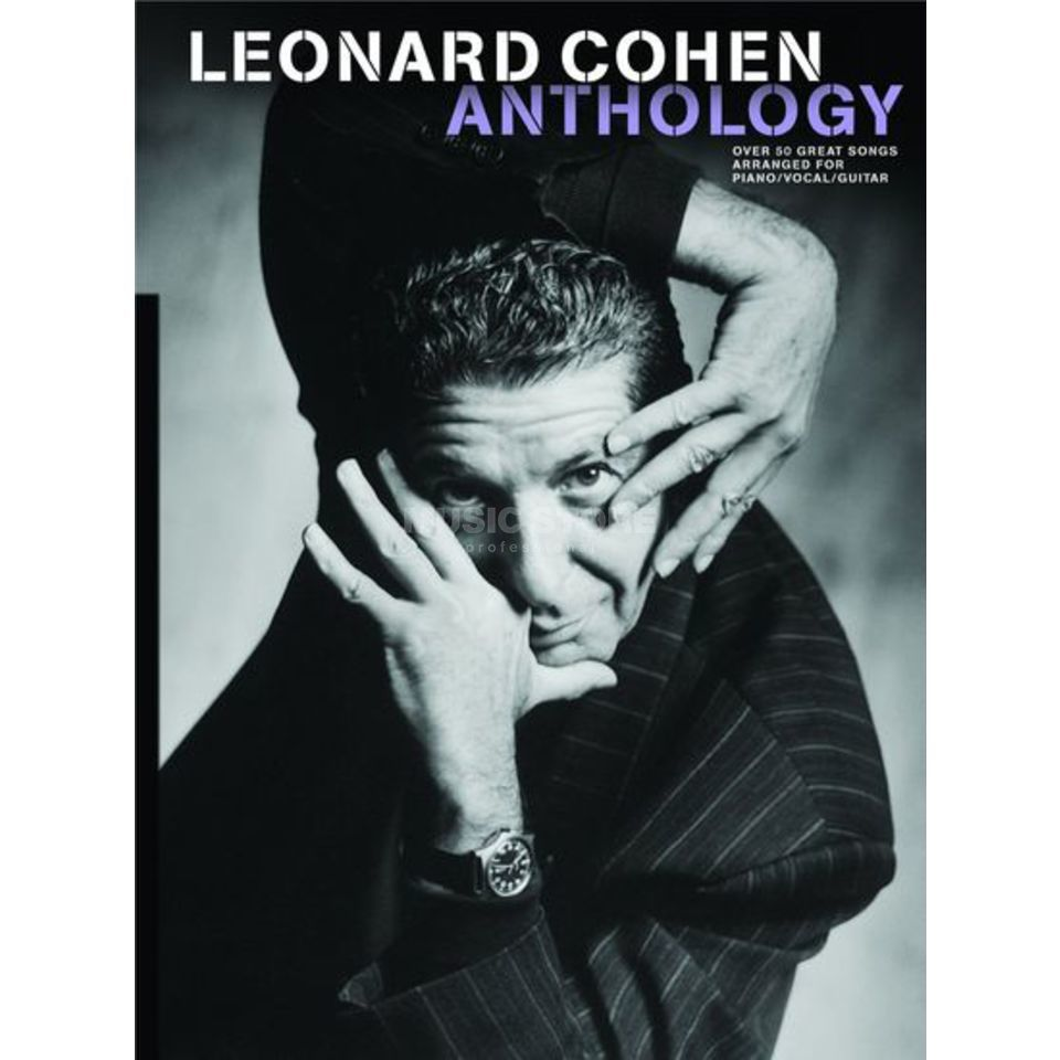 Wise Publications Leonard Cohen: Anthology PVG Produktbild