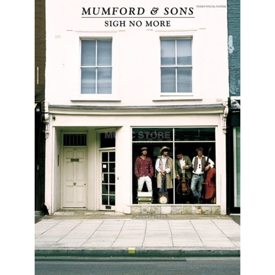 Wise Publications Mumford & Sons - Sigh No More PVG Produktbillede