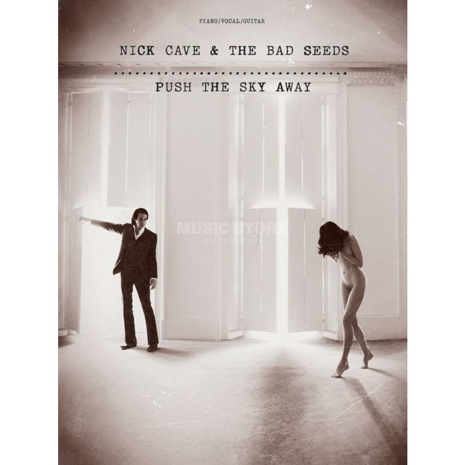 Wise Publications Nick Cave And The Bad Seeds: Push The Sky Away PVG Produktbild