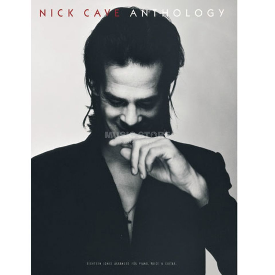 Wise Publications Nick Cave Anthology Produktbild
