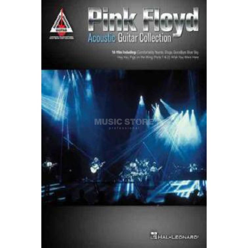 Wise Publications Pink Floyd: Acoustic Guitar Recorded Versions TAB Produktbild