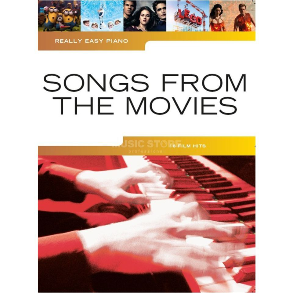 Wise Publications Really Easy Piano: Songs From The Movies Produktbild