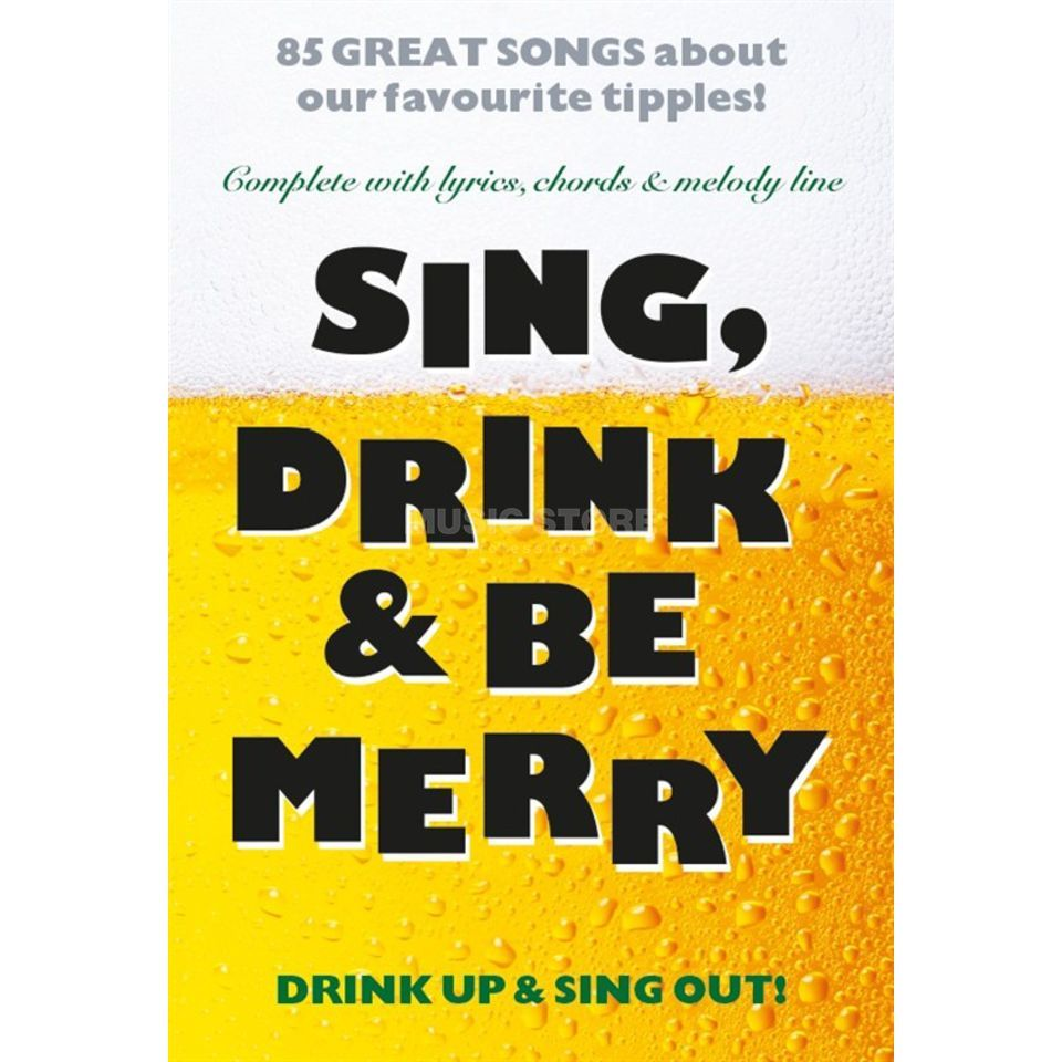 Wise Publications Sing, Drink And Be Merry Melodielinie & Akkorde Produktbild