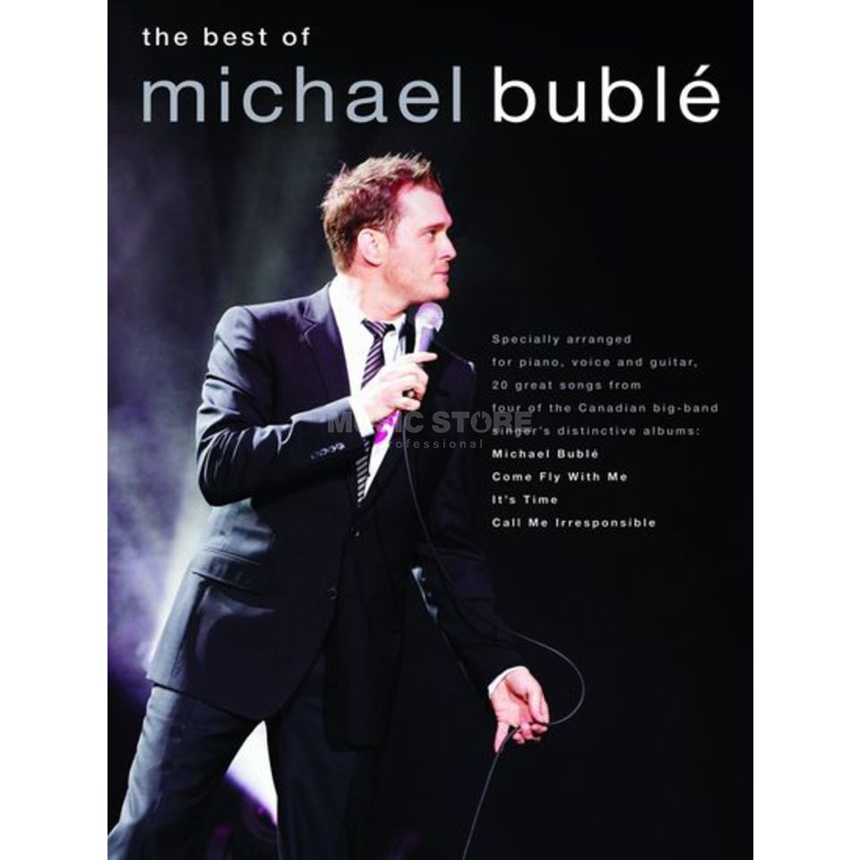 Wise Publications The Best Of Michael Buble PVG Produktbild