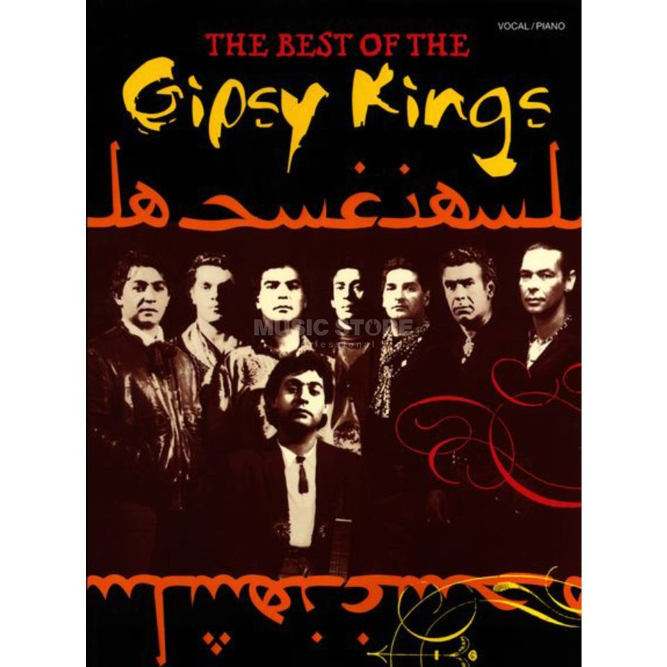 Wise Publications The Best Of The Gipsy Kings PVG Produktbild