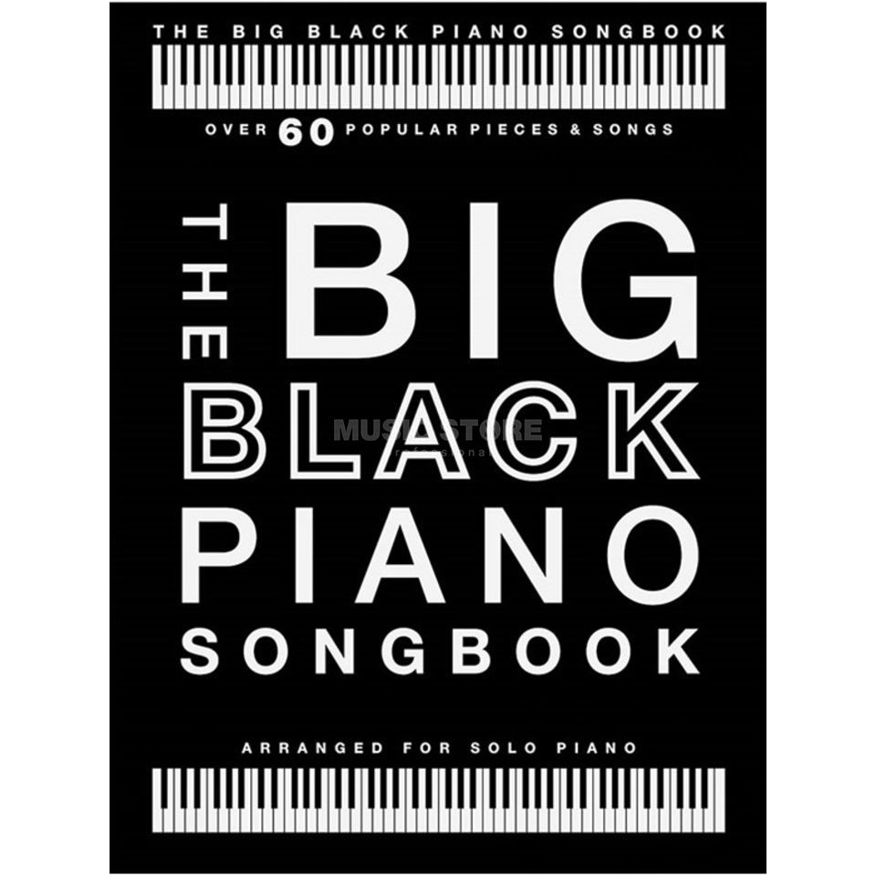 Wise Publications The Big Black Piano Songbook Produktbild