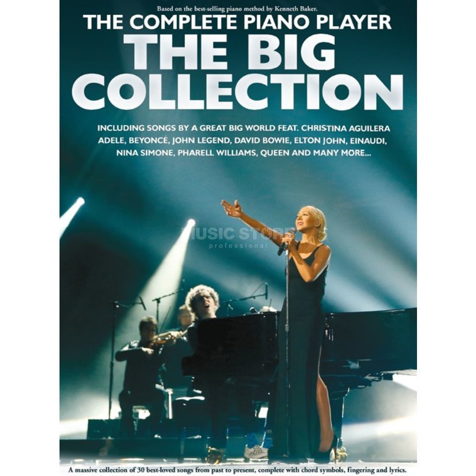 Wise Publications The Complete Piano Player: The Big Collection Produktbild
