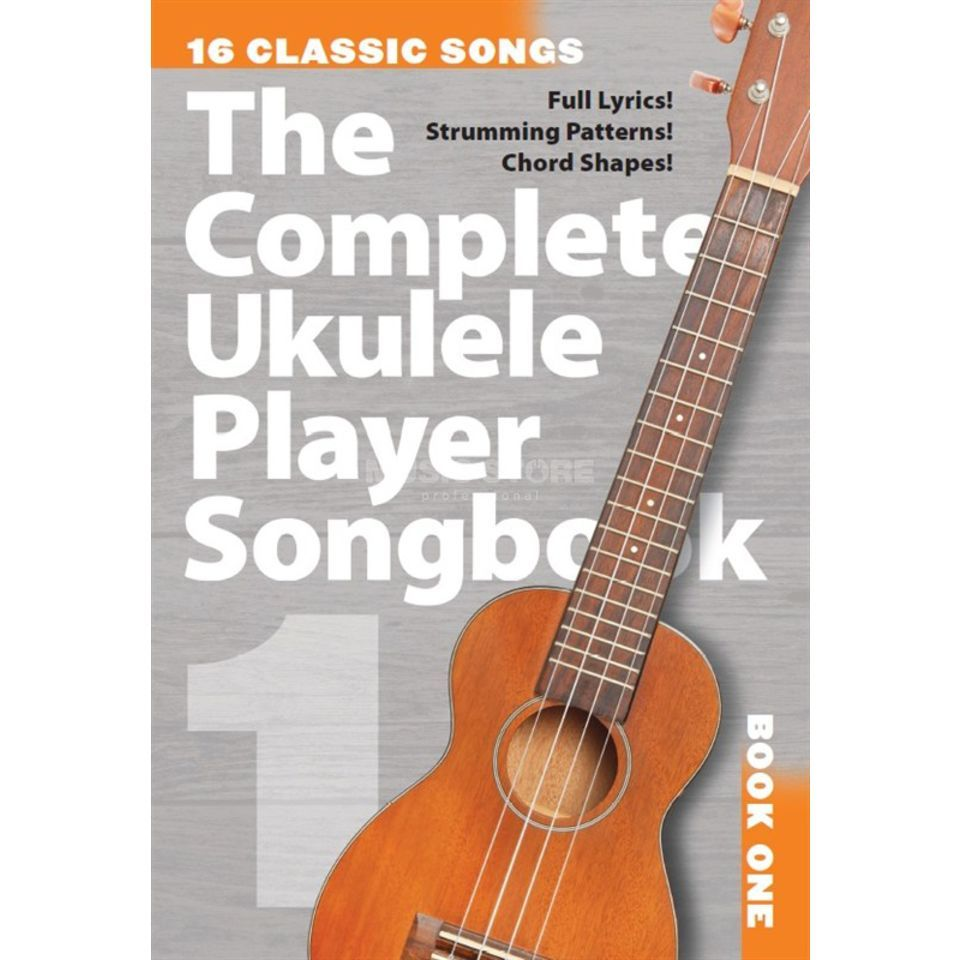 Wise Publications The Complete Ukulele Player Songbook 1 Produktbild