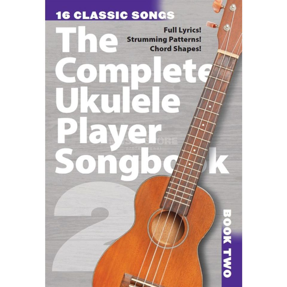 Wise Publications The Complete Ukulele Player Songbook 2 Produktbillede