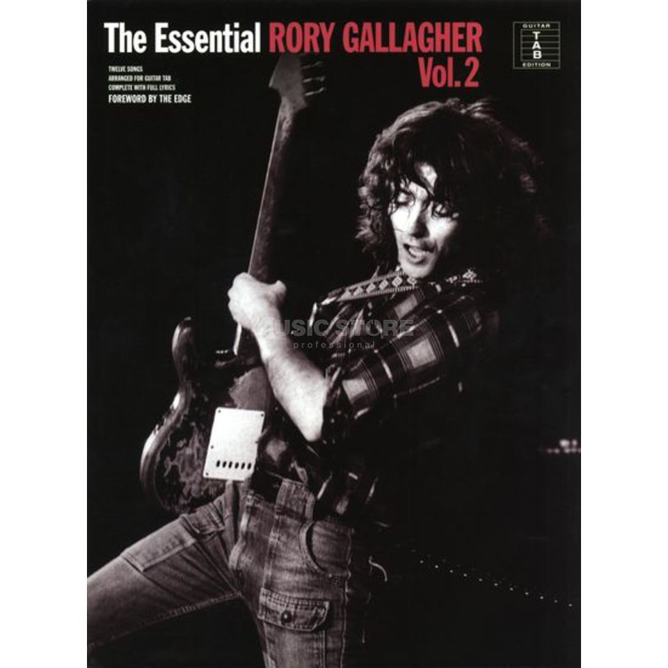 Wise Publications The Essential Rory Gallagher 2 TAB Produktbillede