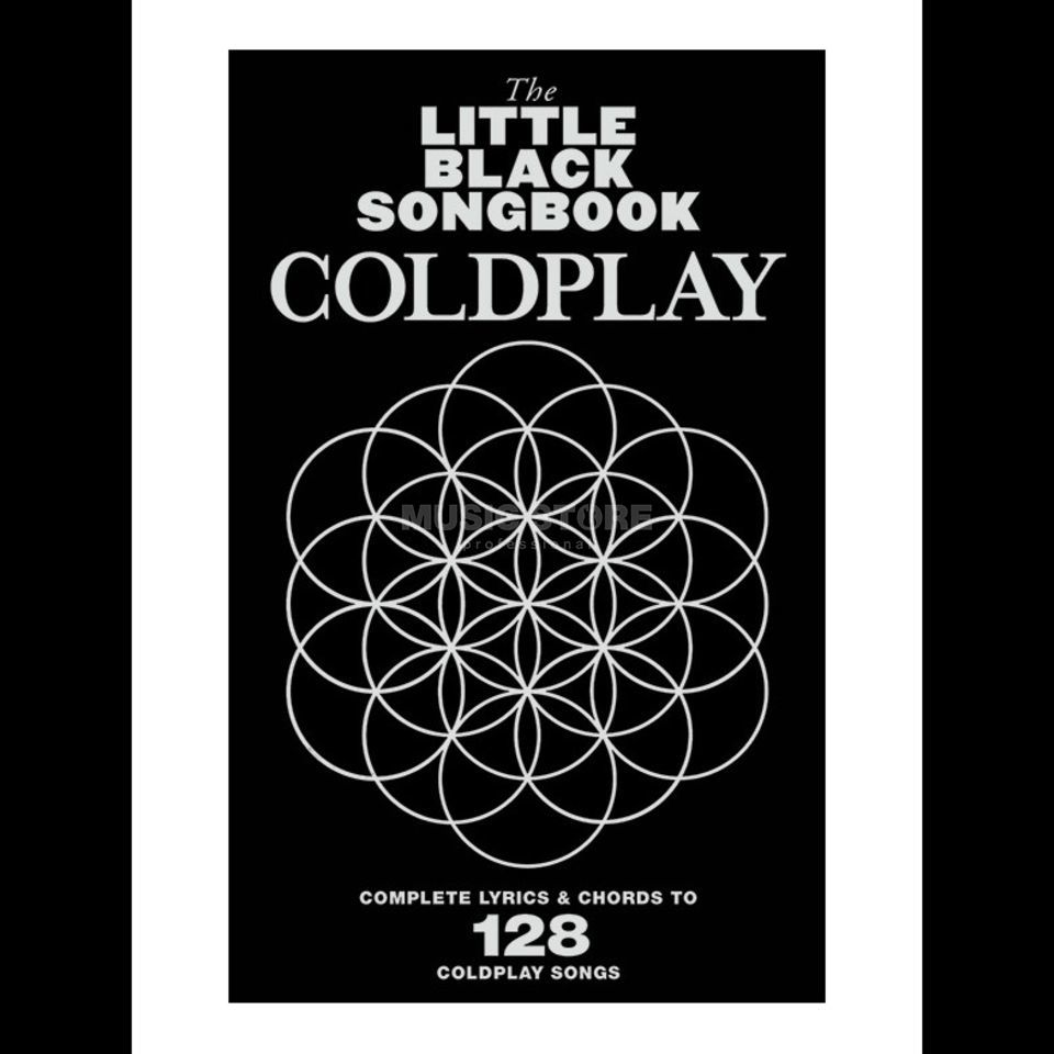 Wise Publications The Little Black Songbook Coldplay
