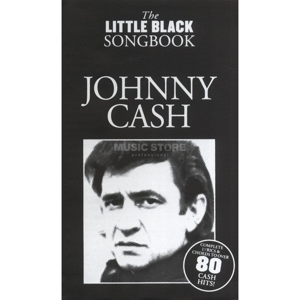 Wise Publications The Little Black Songbook: Johnny Cash Produktbillede