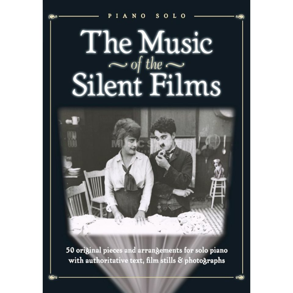 Wise Publications The Music Of The Silent Films Klavier Produktbild
