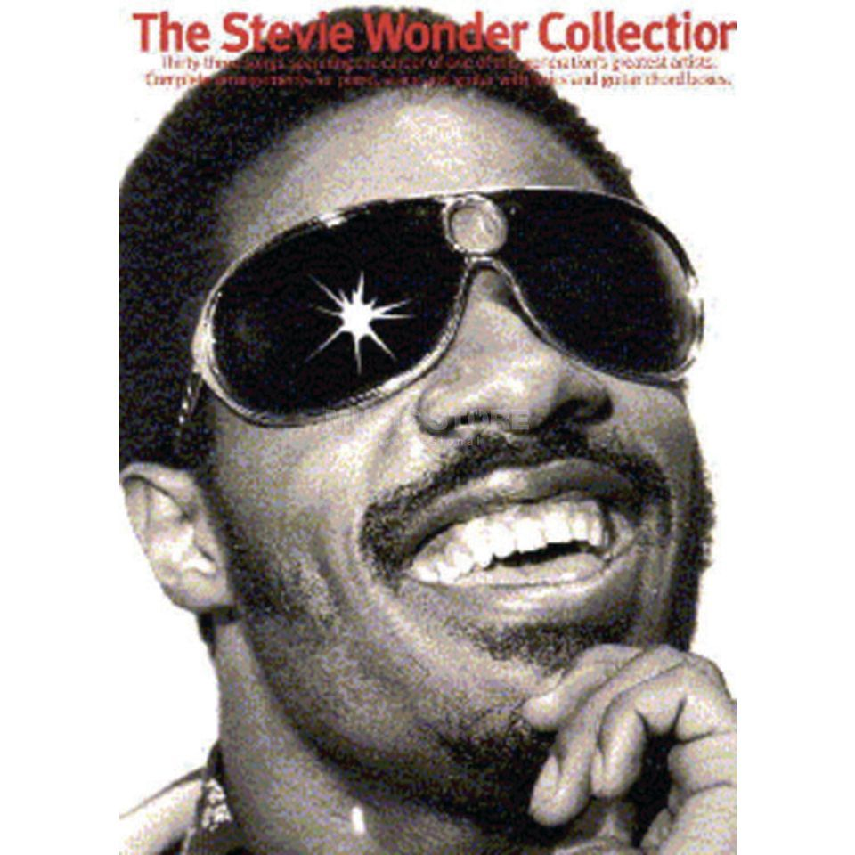 Wise Publications The Stevie Wonder Collection PVG Produktbild