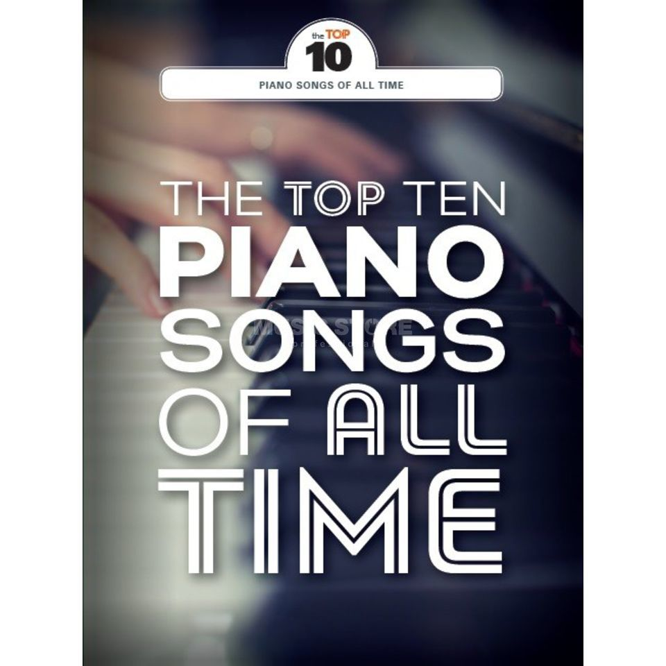 Wise Publications The Top Ten Piano Songs Of All Time Produktbild