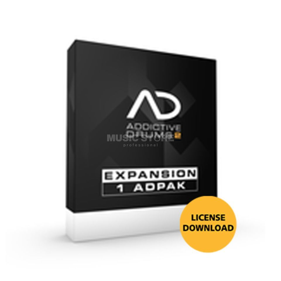 XLN Audio AD PAK License Code Produktbild