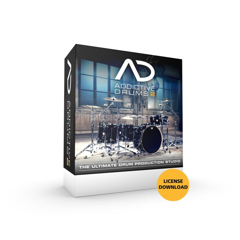 XLN Audio Addictive Drums 2 Produktbild