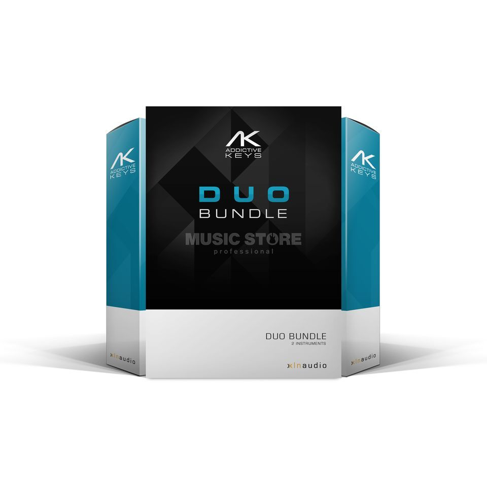 XLN Audio Addictive Keys Duo Bundle  Produktbillede