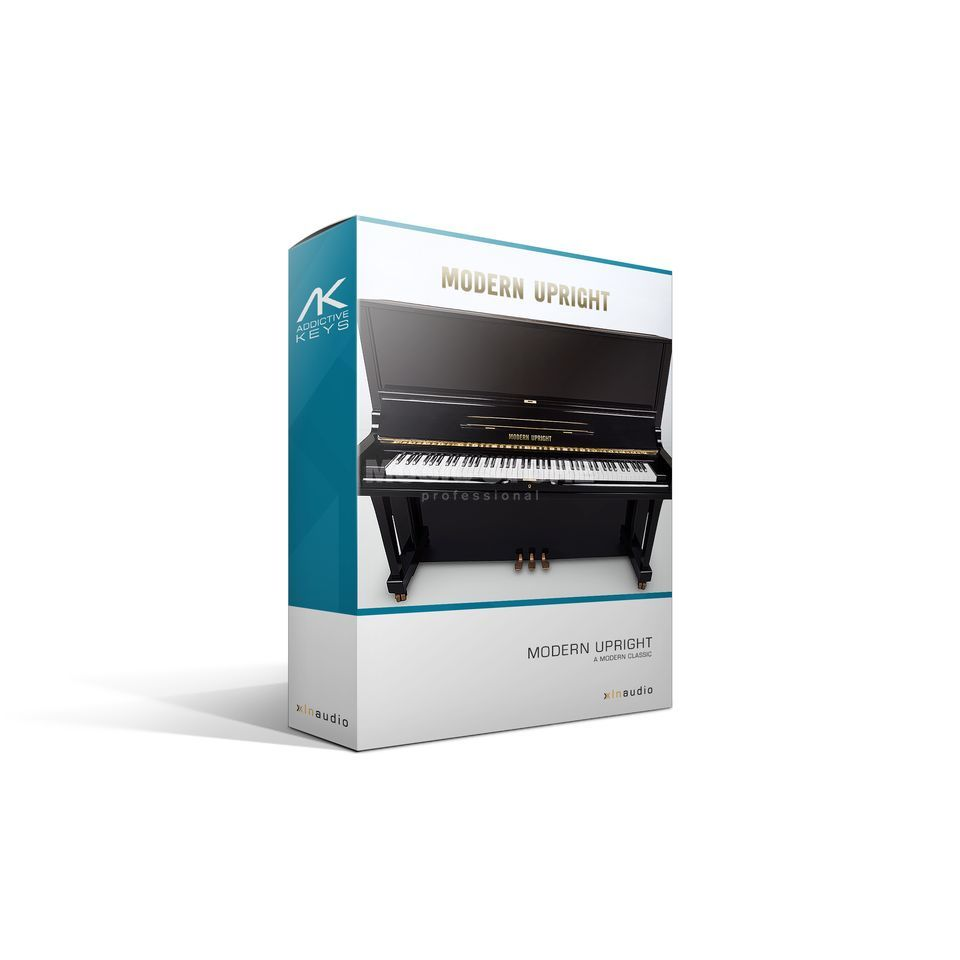 XLN Audio Addictive Keys Morn Upright  Produktbillede