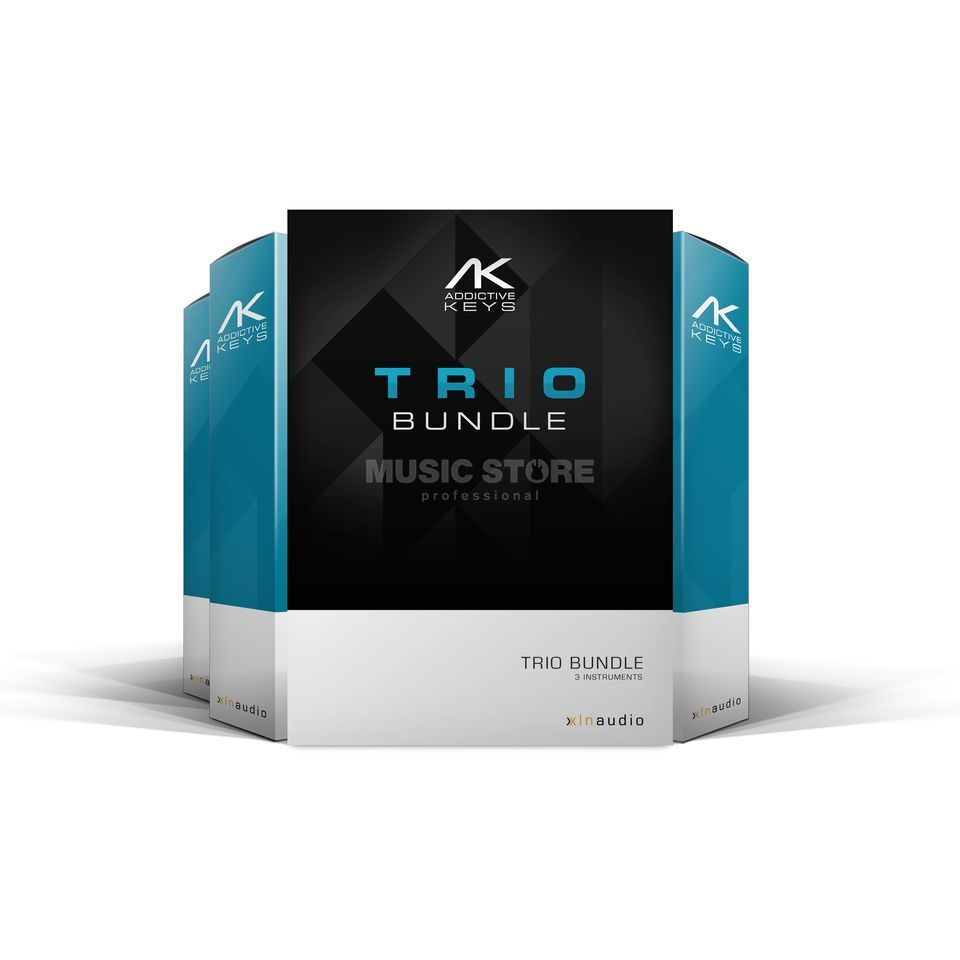XLN Audio Addictive Keys Trio Bundle  Produktbild