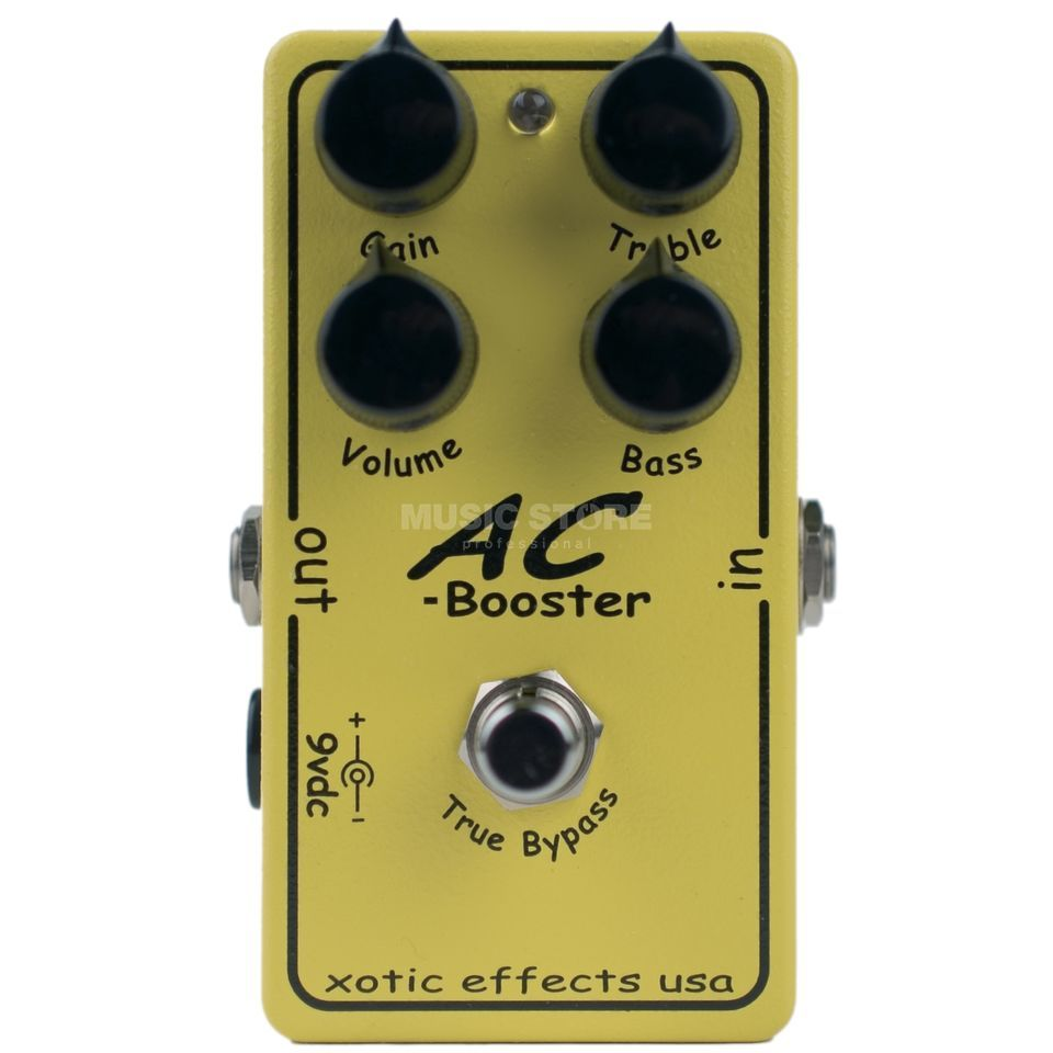 Xotic AC Booster Overdrive  Produktbillede