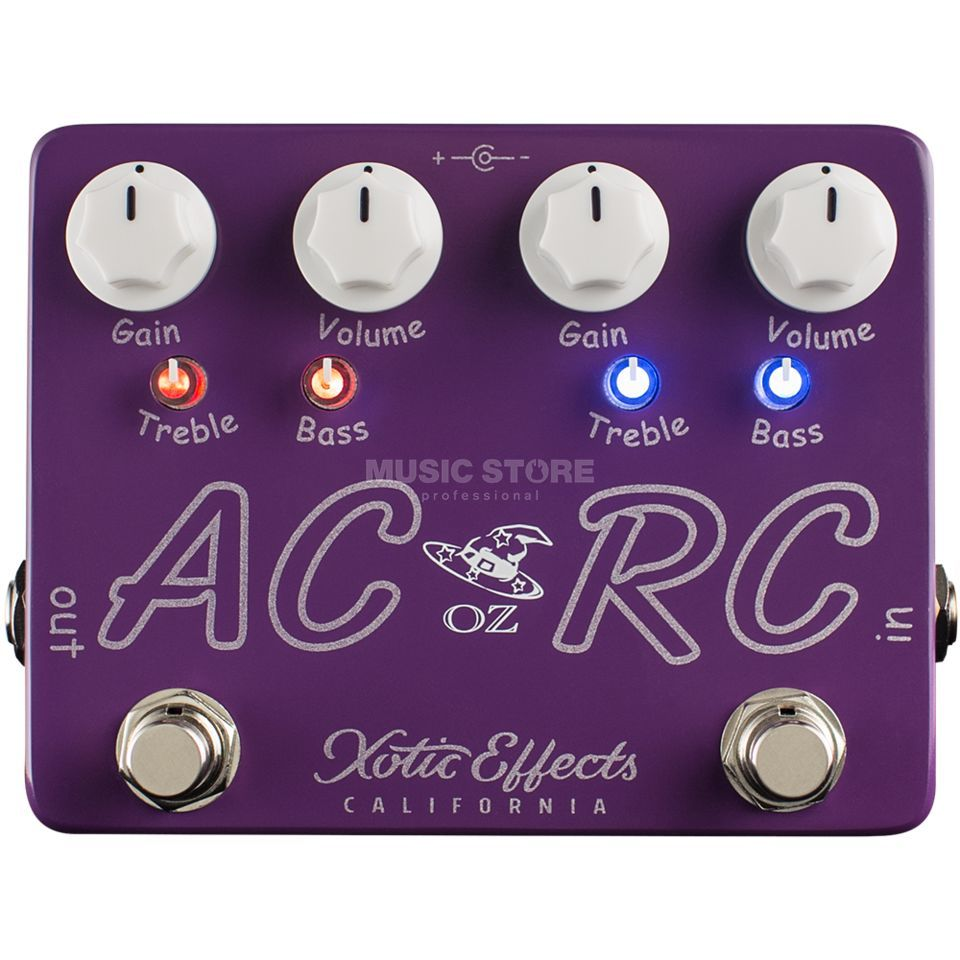 Xotic AC/RC-OZ Oz Noy Signature Limited Edition Product Image