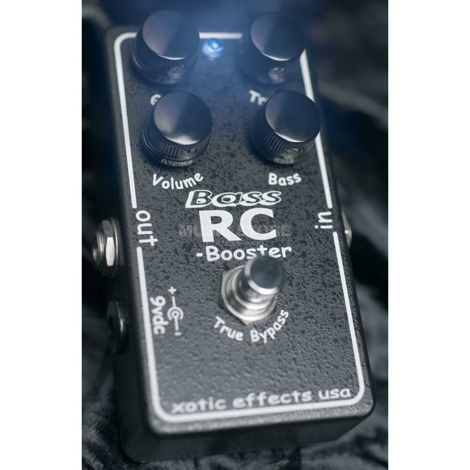 Xotic Bass RC Booster Produktbild