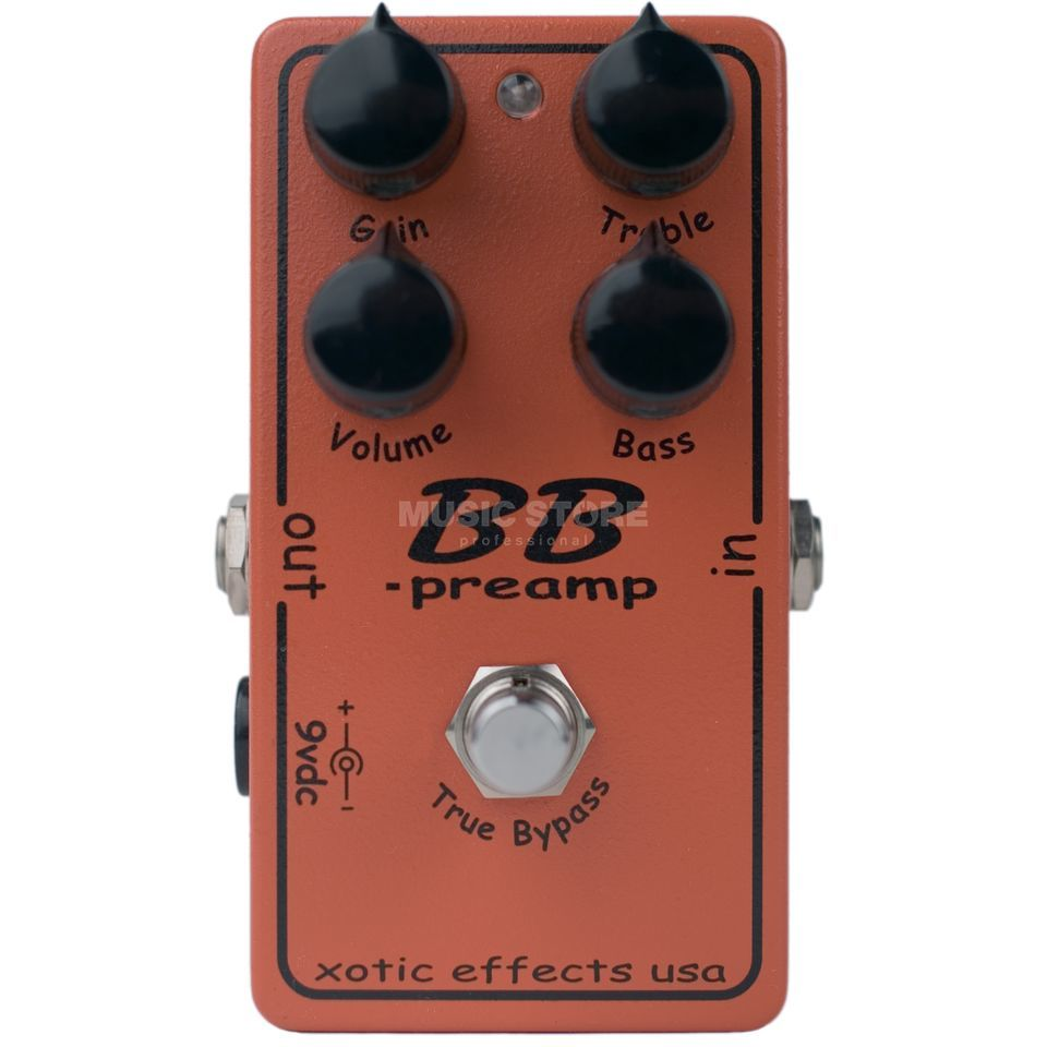 Xotic BB Preamp Produktbild
