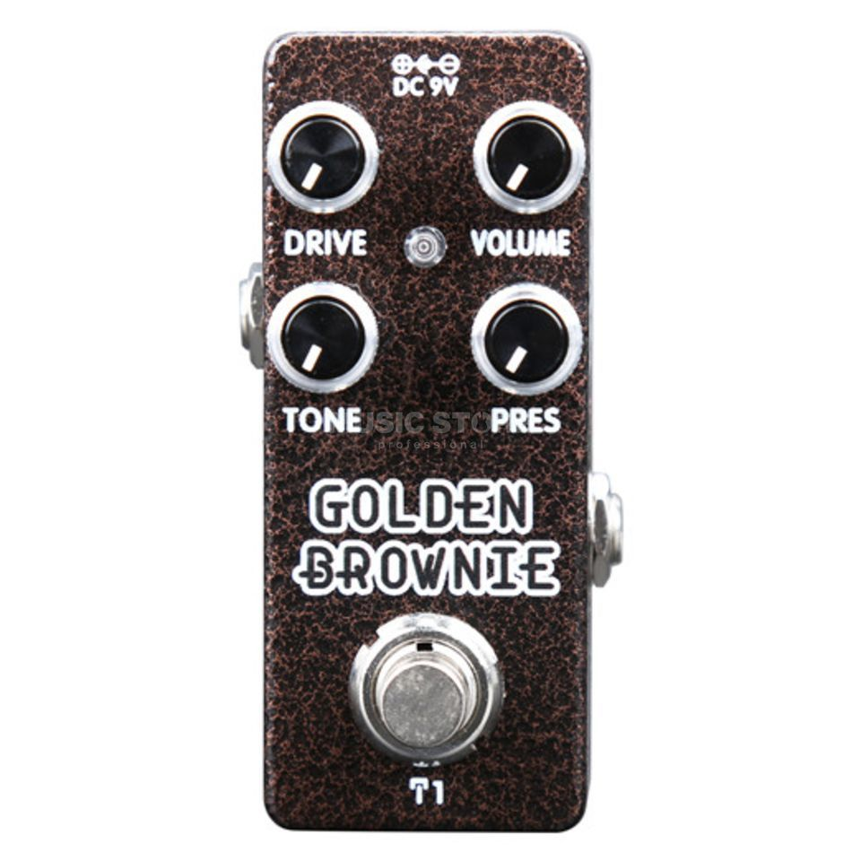 Xvive T1 Golden Brownie Thomas Blug Signature Produktbillede