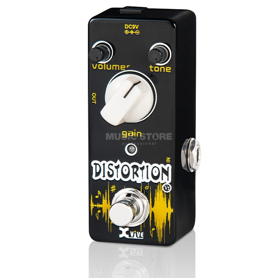 Xvive V2 Distortion Produktbillede