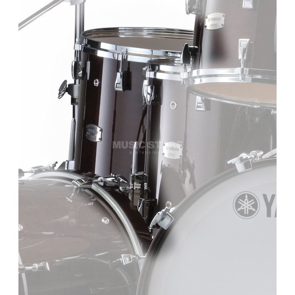 "Yamaha Absolute Maple Hybrid FloorTom 18""x16"", Classic Walnut #WLN Produktbillede"
