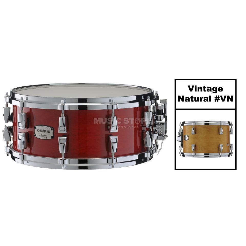 "Yamaha Absolute Maple Hybrid Snare 14""x6, Vintage Natural #VN Produktbild"